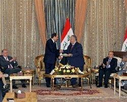 Irak Hükümeti İl Konseylerini, Eylemleri Desteklememeleri Yönünde Uyardı