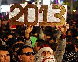 Türkiye'den 2013 Yılbaşı Manzaraları