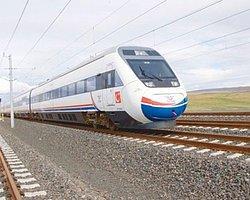 AB Hızlı Trenlerinin Altyapısına Bursa İmzası