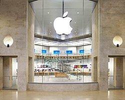 Paris'teki Apple Mağazası Soyuldu