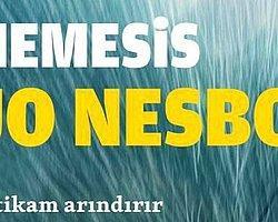 """Jo Nesbo'nun Ünlü Polisiye Romanı """"Nemesis: İntikam Arındırır"""" Raflarda"""