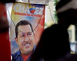 'Hugo Chavez'in Şuuru Açık'