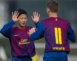 Barcelona'nın Koreli Messi'si