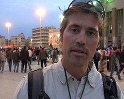 Suriye'de Amerikalı Gazeteci Kayıp