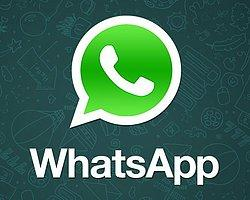 Yılbaşında Whatsapp'ten 18 Milyar Mesaj Gönderildi