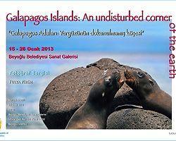 Galapagos Adaları Fotoğraf Sergisi