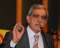Ahmet Türk konuştu