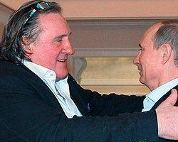 Ünlü Aktör Rus Pasaportunu Aldı