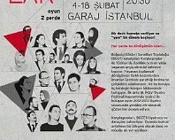 """Bgst """"Karşılaşmalar"""" İle Garaj İstanbul'da"""