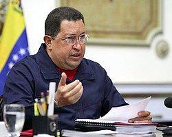 Venezuela'da Chavez'e Destek İçin Gösteri Çağrısı