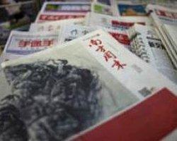 Çin'de Sansüre Karşı Gazetecilere Destek