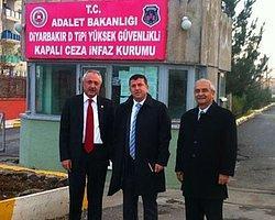 'Diyarbakır Cezaevi'nde 33 Kadına Bir Tuvalet Düşüyor'