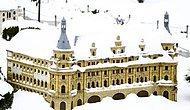 Miniatürk'te Kar Manzaraları