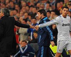 Ronaldo'dan Mourinho'ya Destek!