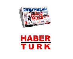 """Habertürk'e """"Yılın Gazetesi"""" Ödülü"""