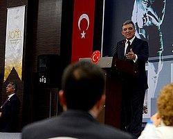 """Cumhurbaşkanı Gül: """"Terörün Gündemden Çıkartılması Gerekir"""""""