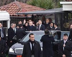 Erdoğan Rıdvan Dilmen'le Yemek Yedi
