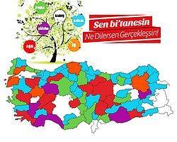 Türkiye'nin Dilek Haritasında Sağlık Birinci Planda