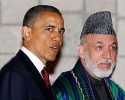 Obama, Karzai'ye Garanti Verdi