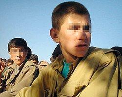 PKK o baskında çocukları kullanmış