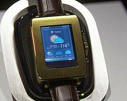 Toshiba'nın Yeni Akıllı Saati Nabız Ölçebiliyor, Akıllı Telefondan Harita Hizmet