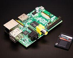 35 Dolarlık Bilgisayar Raspberry Pi 1 Milyon Sattı