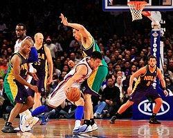 Nba Arena - Haber - Hornets, Knicks'i Fazla Zorlayamadı 100-87