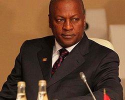 Gana Cumhurbaşkanı Mahama: Güney Afrika'da Ticari Partnerimiz Türkiye Olsun