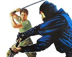 Ninja Film Afişleri