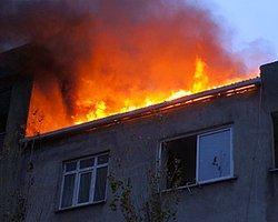 Manisa'da Yangın Faciası: 3 Çocuk Öldü