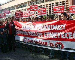 10 Bin Taşeron İşçinin Sendika Üyeliği Yok Sayıldı