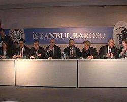 İstanbul Barosu: 'ÇHD Baskını İleri Faşizmdir'