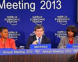 Davos'tan Dünyaya 'Suriye' Çağrısı