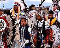 Kızılderililer Çinli Çıktı!