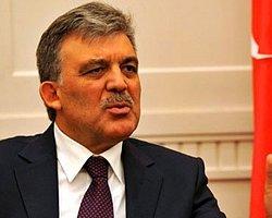 Cumhurbaşkanı Abdullah Gül'den 7 Kanuna Onay