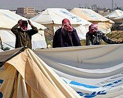 Bm: Suriye'den Ürdün'e Mülteci Akını Arttı