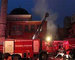 247 Yıllık Camide Yangın