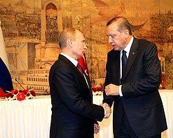 """Erdoğan'dan Putin'e """"Bizi Şangay Beşlisi'ne Alın, AB'yi Unutalım"""""""