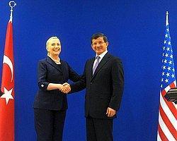 Clinton'dan Davutoğlu'na Teşekkür Telefonu