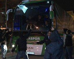 Bursasporlu Taraflardan Takımlarına Protesto