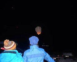 90 Bin Şehit İçin 90 Dilek Balonu