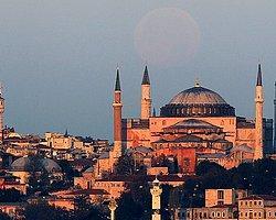 Meclis'e ''Ayasofya İbadete Açılsın'' Başvurusu