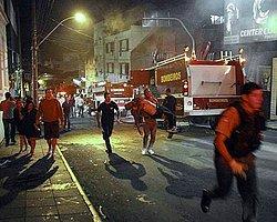 Gece Kulübündeki Yangında 90 Ölü