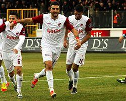 SB Elazığspor - Trabzonspor İlk 11'ler