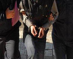 Polis Lojmanına Ateş Açan Teröristler Yakalandı