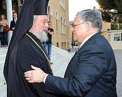 Rum Başpiskopos: Avrupa'ya Doğalgaz Türkiye Üzerinden Gidebilir