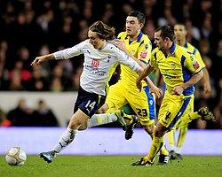Leeds 2-1 Tottenham