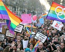 Fransa'da Eşcinsel Evlilik Konusu Yarın Mecliste