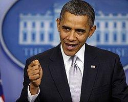 Obama'dan Suriye Halkına Müjde