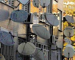 Çanak Antenlere Balkon Yasağı Geliyor